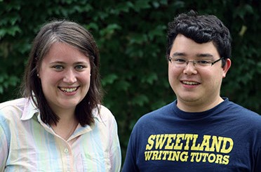 A Note from Emily Caris and Josh Kim, Sweetland's 2013 Summer Interns
