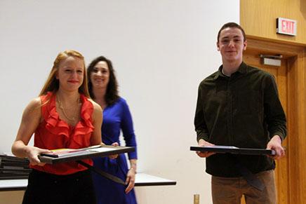 Undergraduate Writing Prize Winners