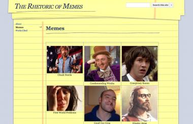 "Sweetland New Media Writing Course Focuses on ""the Rhetoric of Memes"""