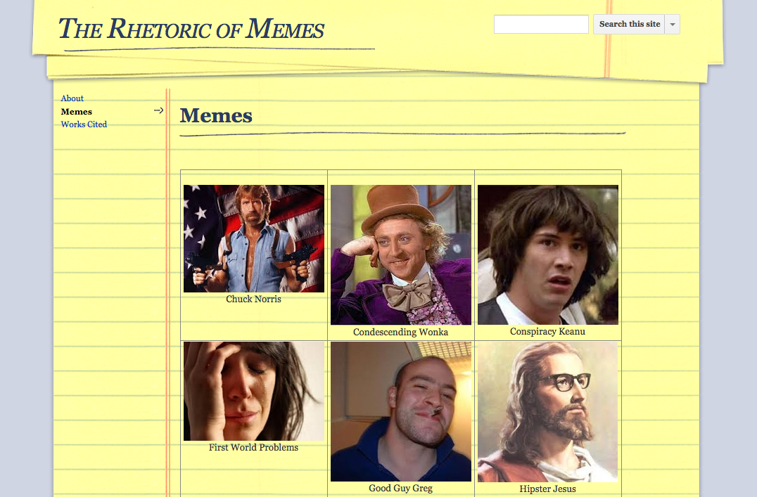 "Sweetland New Media Writing Course Focuses on ""the Rhetoric of Memes"""