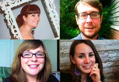 Meet the 2014-2015 Digital Rhetoric Collaborative Graduate Fellows