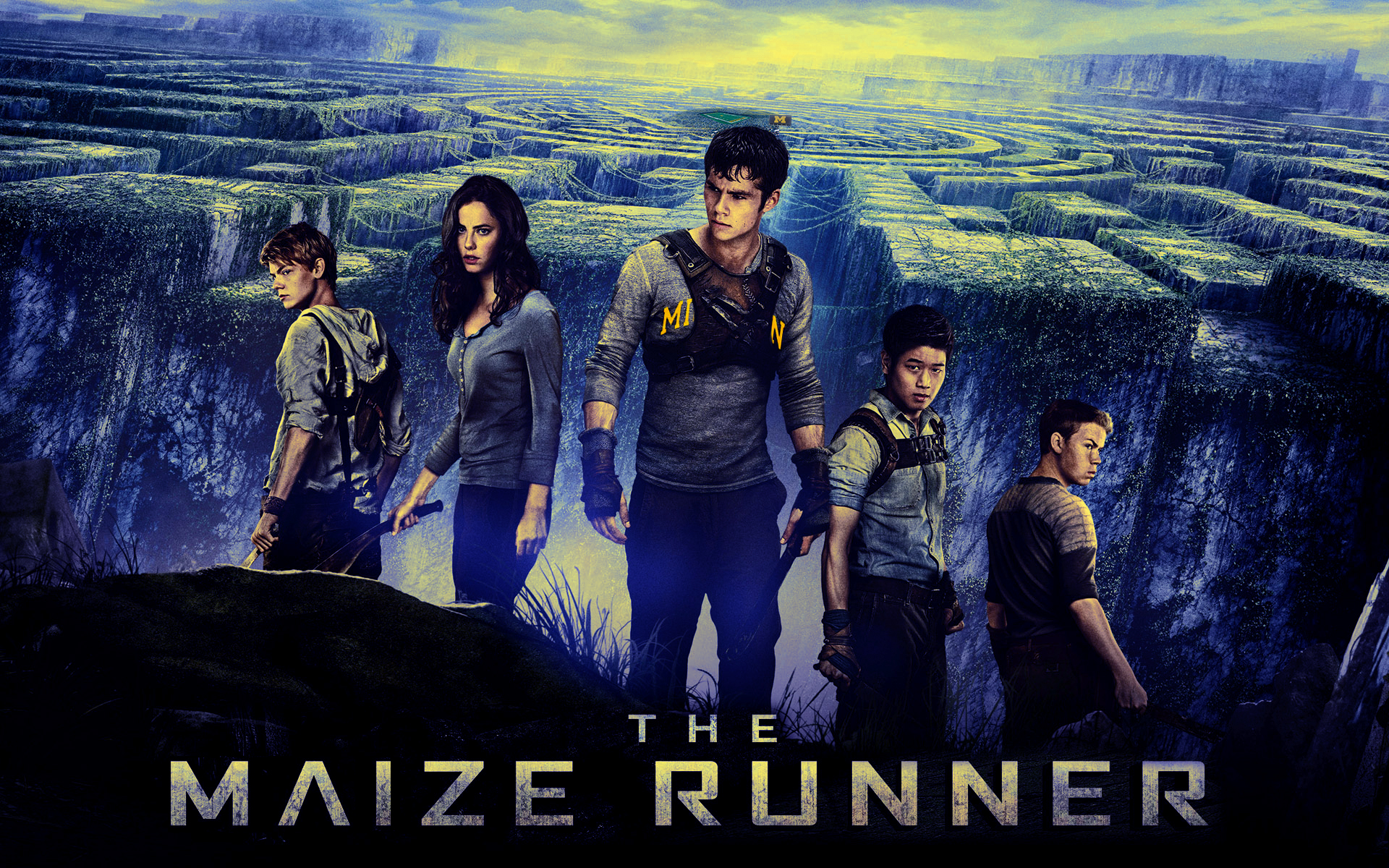 The-Maize-Runner